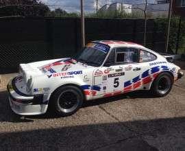 Porsche 911/930 FIA Rallywagen 380pk