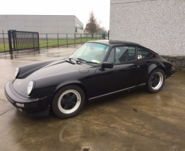 Porsche 911 3.2 G50 Carrera Coupe