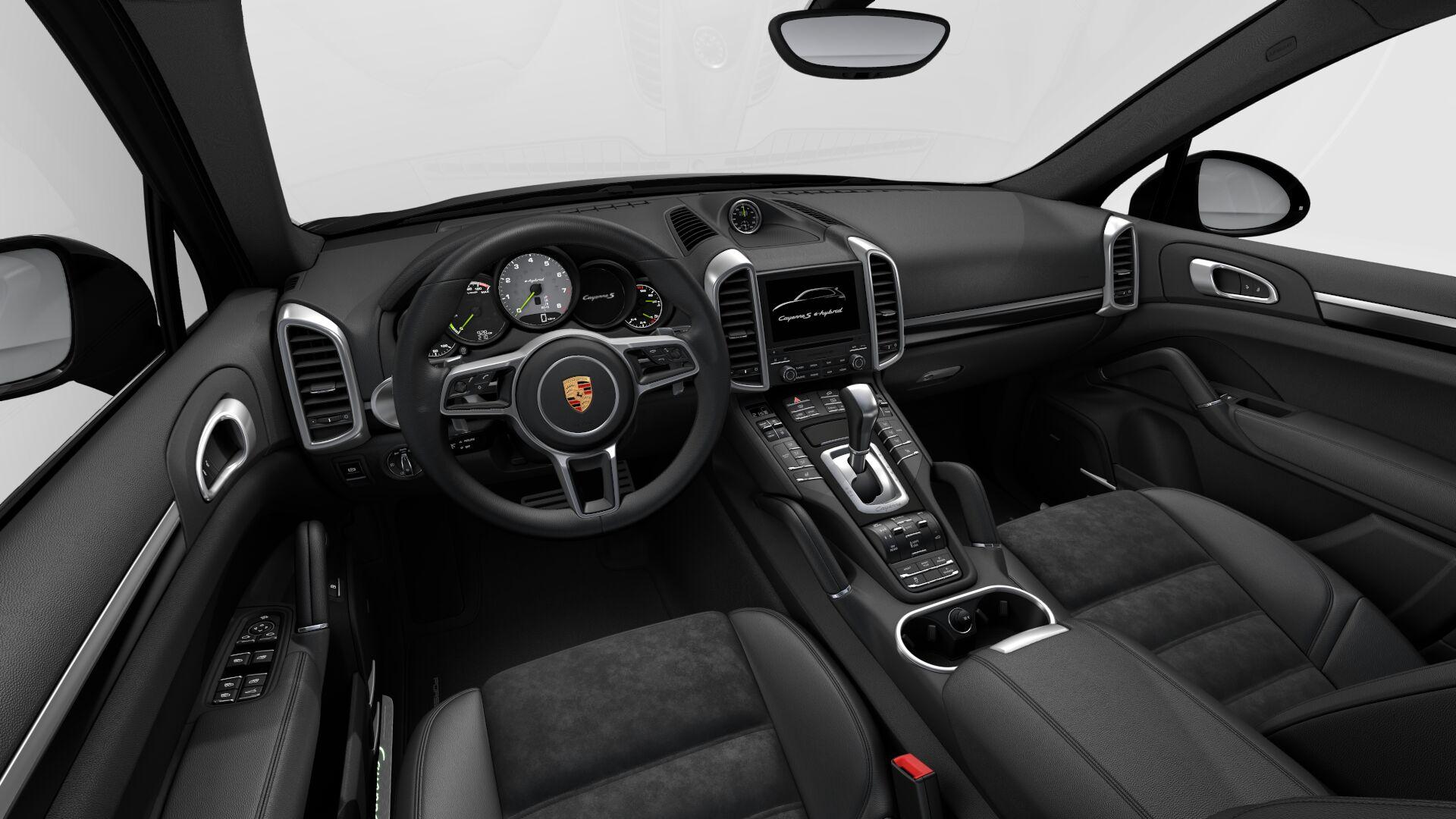 Porsche Cayenne S E Hybrid Platinum Edition Demo