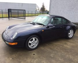 Porsche 993 Carrera 2 Coupe