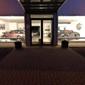 Nieuwe locatie + showroom