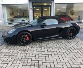 "Porsche 718 Boxster GTS ""demo"""